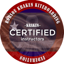 certified kiteboarding instructors curacao