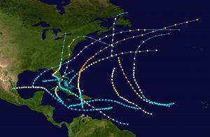 hurrican weather curacao