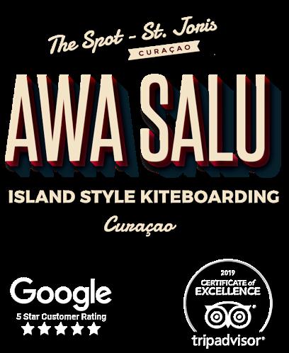 Awa Salu Kitesurfing School Curacao